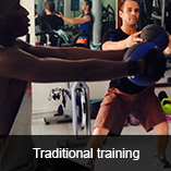 Traditional training