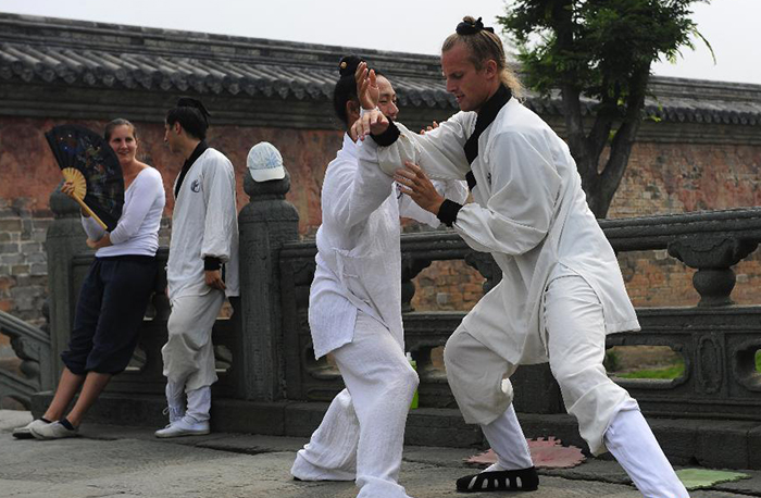 school of kung fu