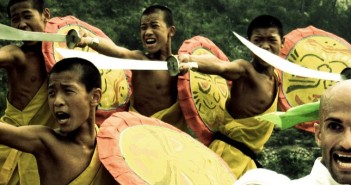 martial arts travel and mandarin studies