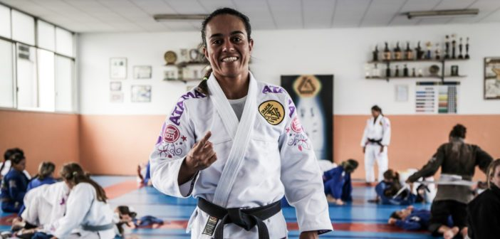 Who's who of Women in BJJ