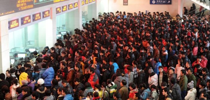 Buying & Using Train & Bus Tickets in China