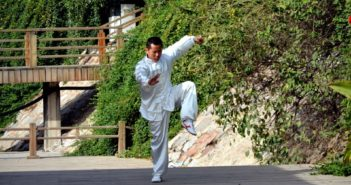 Combining traditional martial arts with app development