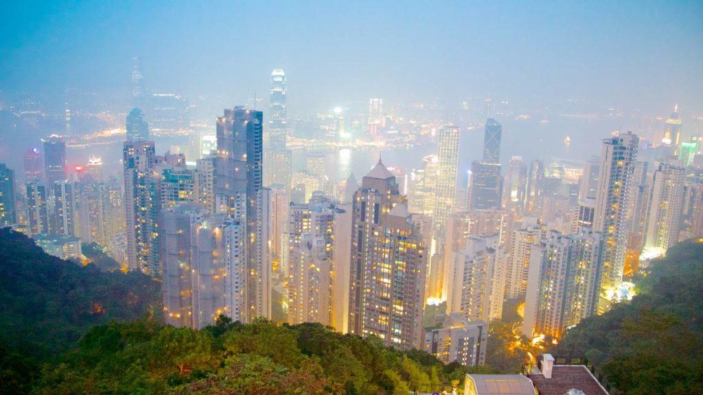 Getting a Chinese Visa in Hong Kong