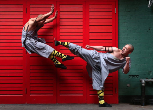Best Kung fu Schools in China
