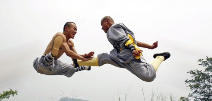 Learn Kung Fu in China with  these 3 simple steps