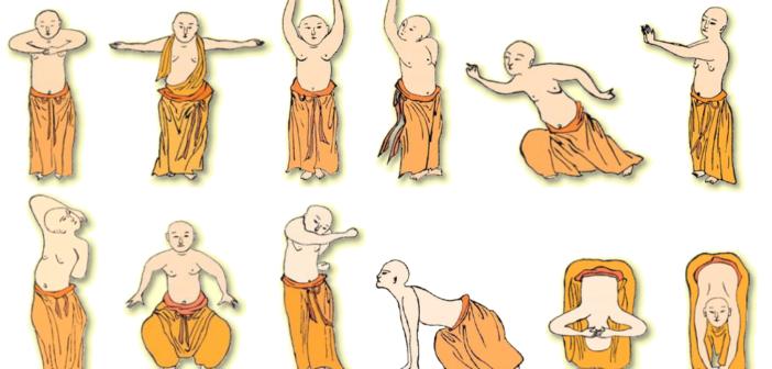 Learn the Yi Jin Jing, Tendon, Muscle Strengthening Exercises