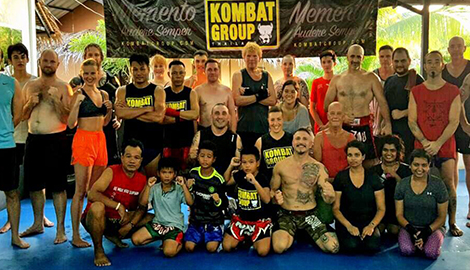 Komat Group's MMA, Fitness and Weight loss camps