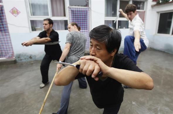 martial arts shaolin kung fu