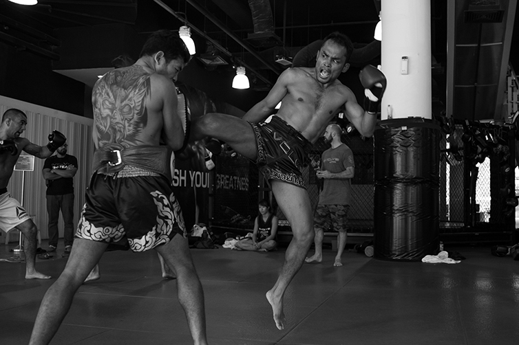 Anyone has been to Evolve's MMA gym? : singapore