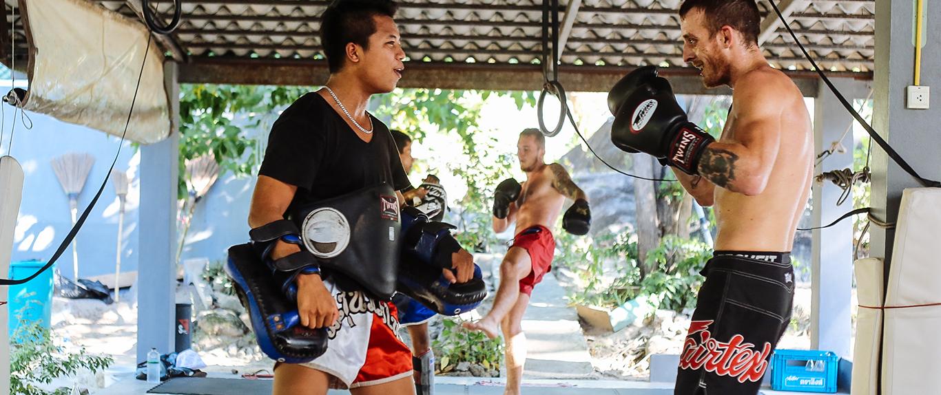 Monsoon Gym & Fight Club