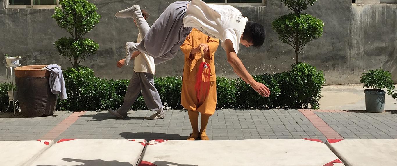 songshan shaolin temple wushu academy